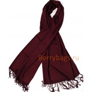 Женский шарф felicità bb39223-bordo