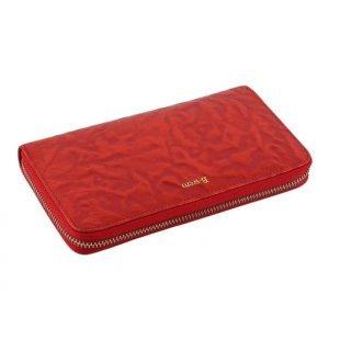 Женский кошелек на молнии кожаный Bristan Wero 119679