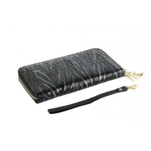 Женский кошелек на молнии кожаный Bristan Wero 119694