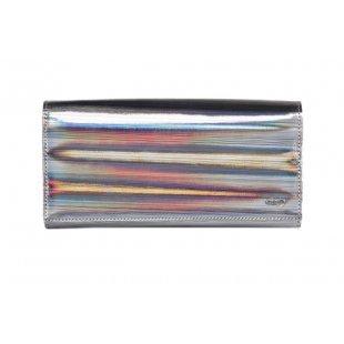 Женский разноцветный кошелек кожаный Bristan Wero 122036