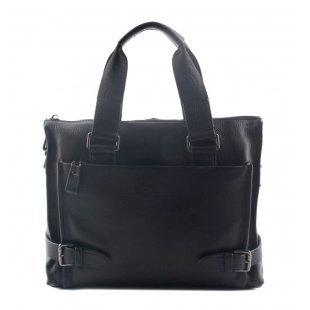 Мужская деловая сумка кожаная Bristan Wero 122055