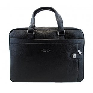 Мужская кожаная сумка для ноутбука и документов Hight-Touch-117726