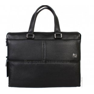 Мужская кожаная сумка для ноутбука и документов Hight-Touch-117727