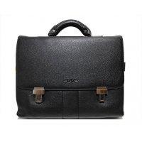 Элитный мужской портфель натуральная кожа Hight Touch-117756