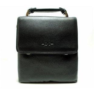 Мужская сумка через плечо кожаная Hight Touch-117750