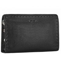 Мужская кожаная сумка барсетка с кодовым замком Hight Touch 118893 Beliator