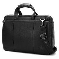 Деловая сумка мужская кожаная Hight Touch 118922-Business