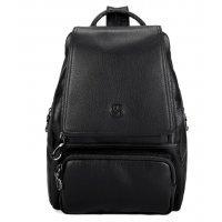 Кожаный городской рюкзак Hight Touch 118943
