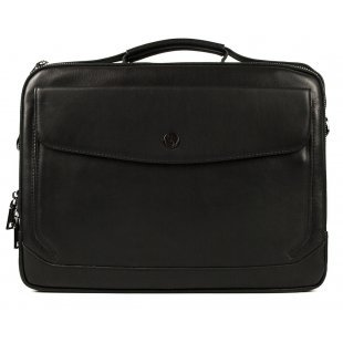 Мужская сумка из натуральной кожи небольшая Hight Touch 119007 Floxee