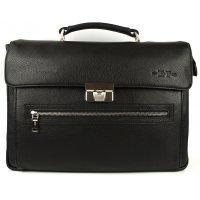 Мужская кожаная сумка-портфель Hight Touch 119009 Senator