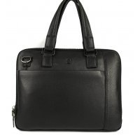 Маленькая сумка для документов кожаная Hight Touch 119032 Accola