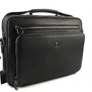 Кожаная сумка мужская для документов Hight Touch 119061 Hipponax