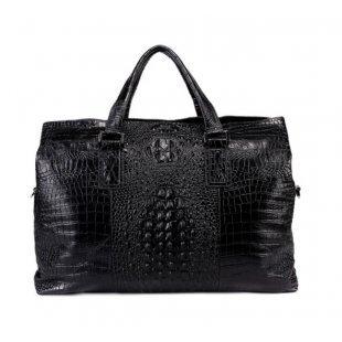 Дорожная сумка из натуральной кожи Hight Touch 119418