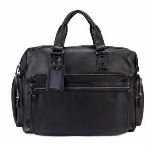 Дорожная сумка кожаная Hight Touch 119421