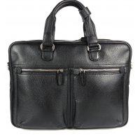 Мужская кожаная сумка Taurus M-21-02