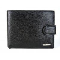 Элитное мужское портмоне с документами натуральная кожа Marco Santori 119301 Sol