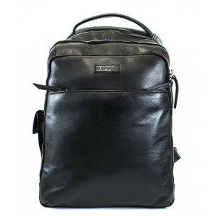Большой кожаный рюкзак мужской MF 118830-Travelen